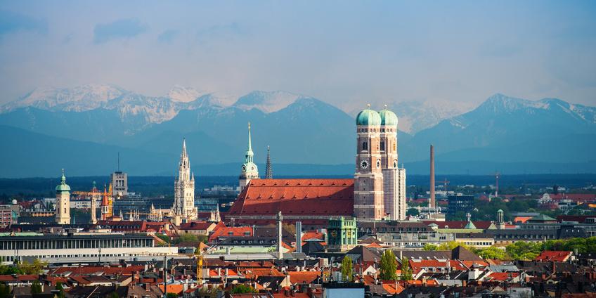 Stadtansicht München - Hier ist eines unserer Büros für Beratung Rechtsanwalt / Steuerberater im Zusammenhang mit Stiftung Liechtenstein