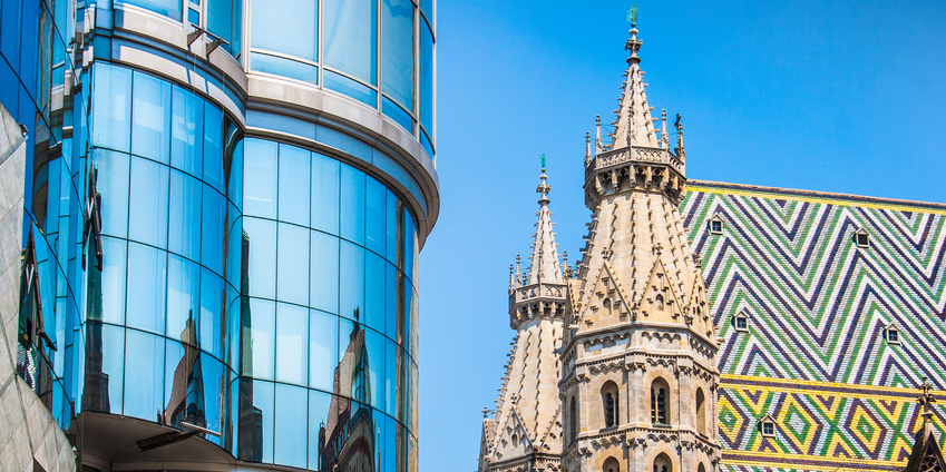Ansicht Wien - hier haben wir ein Büro als Rechtsanwälte und Steuerberater im Zusammenhang mit Stiftung gründen in Liechtenstein